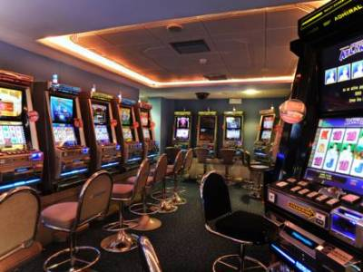 Le slot del Casino Magic Xanthi