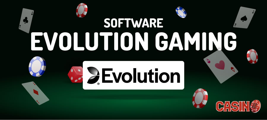 Provider Evolution Gaming