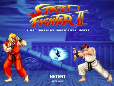 slot street fighter